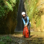 Photo from 2009 canyoning expedition in Nepal
