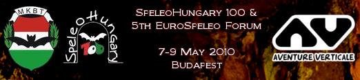 Caving meeting: Euro Speleo Forum & SpeleoHungary