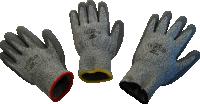 Gloves Canyoning » Grey PU Gloves
