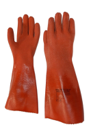 Gloves Caving » Caving gloves in pvc with coating 40cm
