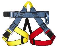 Harnais cuissard Parcours acrobatique en hauteur » Peïra Parc