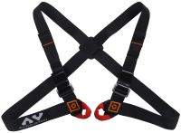 Chest-harness Ropes course, tree climbing » Wise Plus
